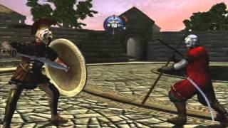 (Ps3) Deadliest Warrior: Legends  - Demo Gameplay