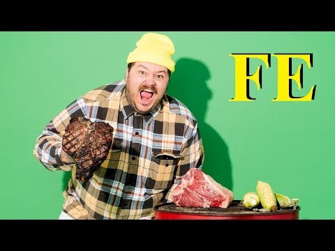 Chef Matty Matheson talks Flat Earth on First We Feast ✅ thumbnail