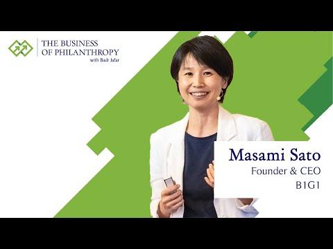 Masami Sato; A Conversation with Badr Jafar