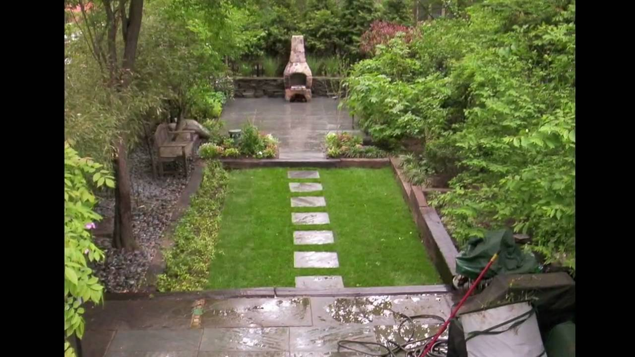 Designing Your Townhouse Garden: Landscaping Part 2 - YouTube