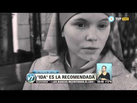 """Visión 7 - Cine: """"Ida"""", el recomendado de Gabriela Radice"""