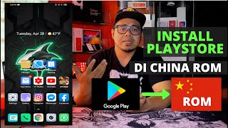 How to Install Google Play store In MIUI 11 China ROM.