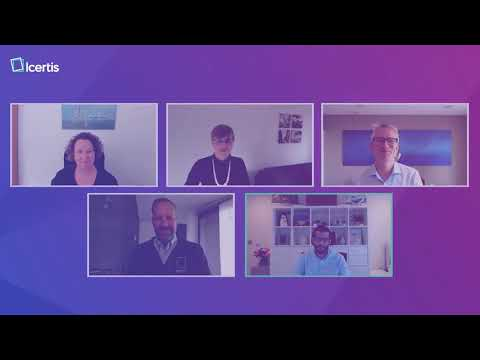 Icertis Industry Innovation Summit with Accenture & Microsoft for Retail