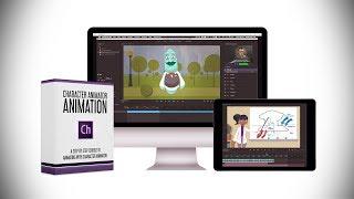 Character Animator Animation course [NEW]