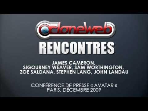 Conférence de presse Avatar
