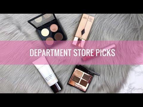 Top Department Store Vegan/Cruelty-Free Makeup! Charlotte Tilbury, Anastasia, CoverFX