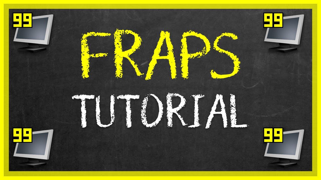 How to configure fraps