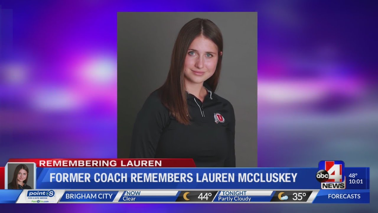 University of Utah settles with family of murdered student Lauren ...