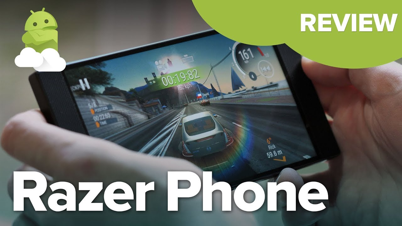 Razer Phone review: Don't go outside | Android Central