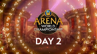 2021 AWC Grand Finals | Day 2 Full VOD