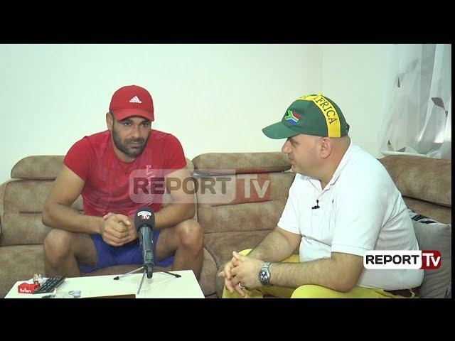 Report Tv -  Intervista ekskluzive me Safet Rustemi Bajri