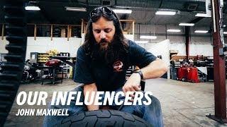 John Maxwell, The Harley Tech - Motorcycle Mechanics Institute