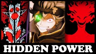THE SECRET POWER OF ASTA'S DEMON!! (Black Clover Hidden Truth About Anti-Magic)