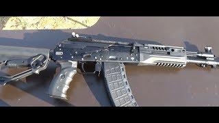 TR3 к.5,45 покупка, обзор и стрельба на 100м