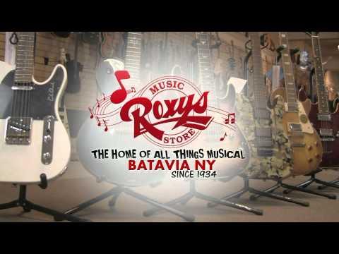 Roxy's Music Store (BATAVIA NY)