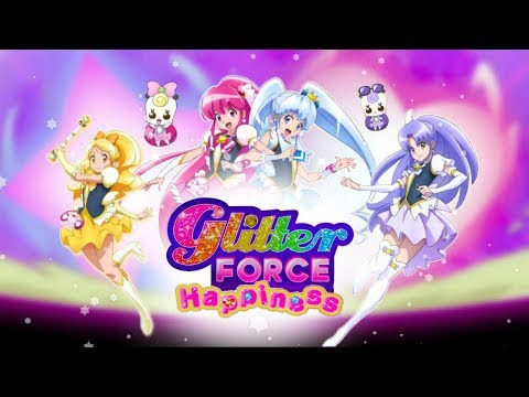 Glitter Force Happiness - Opening