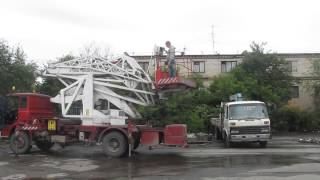 АГП - 27 м(В работе., 2014-02-28T06:22:26.000Z)