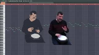 What bilal göregen sound like - MIDI ART