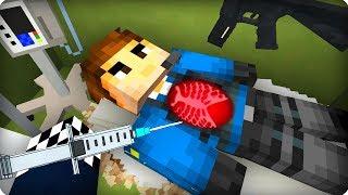 На волоске от смерти [ЧАСТЬ 41] Зомби апокалипсис в майнкрафт! - (Minecraft - Сериал)