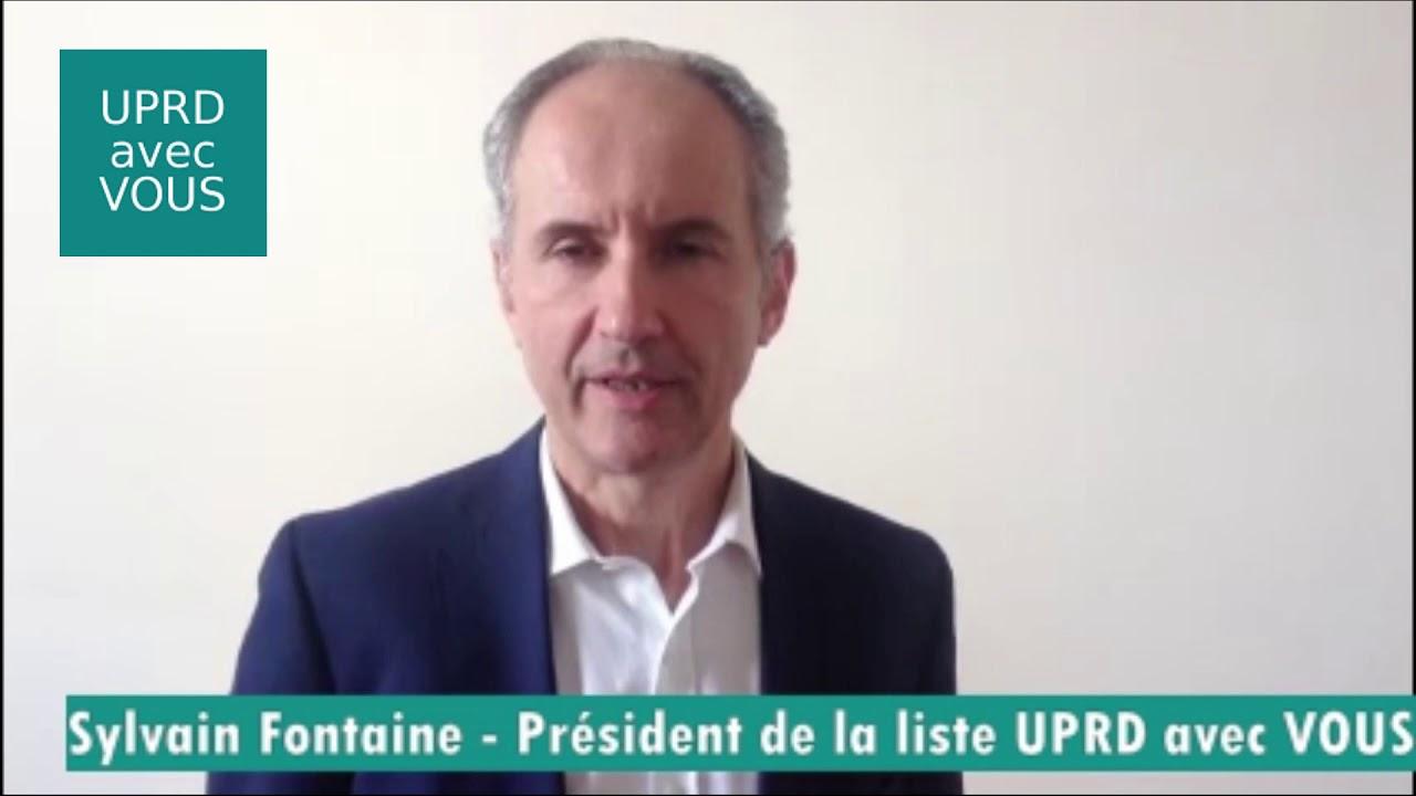 Votez UPRD avec VOUS