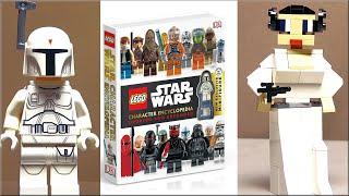LEGO Star Wars Самоделки Лего Принцесса Лея. Обзор Lego Звёздные войны Книга и минифигурка Боба Фетт