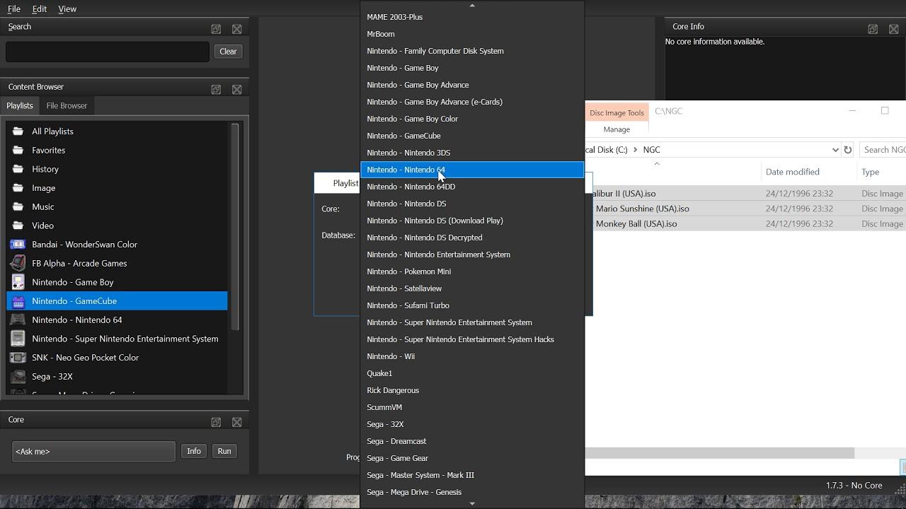Retroarch y archivos  pbp de PSX en Retro y descatalogado