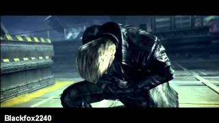 Resident Evil 5 - Chapter 6-3 - Bridge Deck (Tanker - Volcano)  2/4 - Walkthrough Part 32
