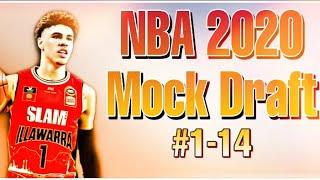 WHO GOES WHERE? | NBA 2020 Mock Draft