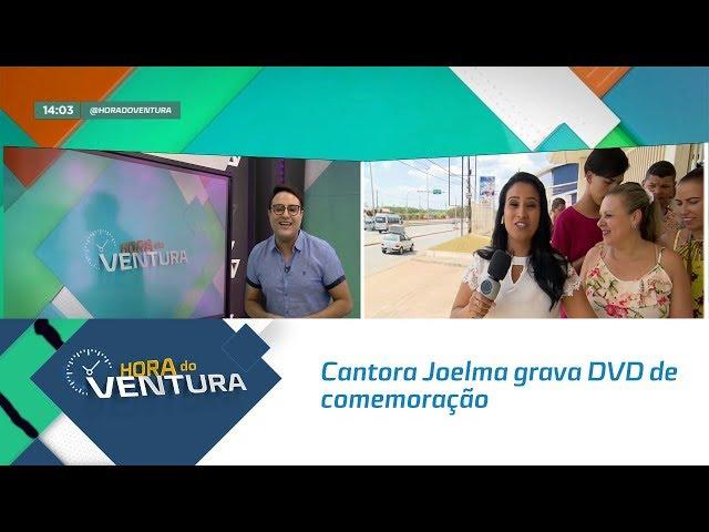 Cantora Joelma grava DVD de comemoração dos 25 anos de carreira! - Bloco 01