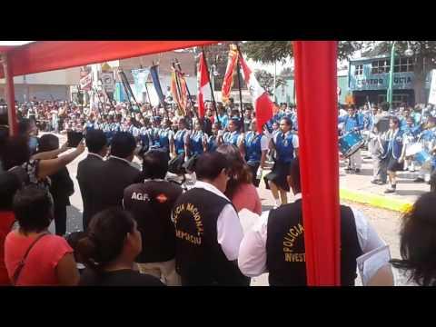 Desfile Escolar En Trujillo-Laredo (La Merced)(Premios) 2017