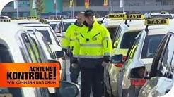 Taxiaufsicht in Köln: Läuft hier alles reibungslos?   Achtung Kontrolle   kabel eins