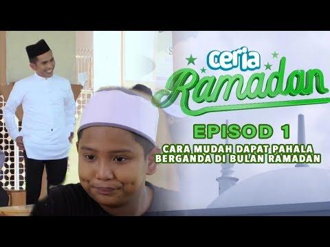 Cara mudah dapat pahala berganda di bulan Ramadan! | Ceria Ramadan Ep 1 | Bell Ngasri, Hazury