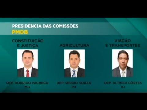 Resultado de imagem para Confira o resultado final das eleições dos presidentes das comissões temáticas