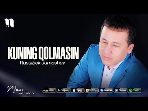 Rasulbek Jumashev - Kuning qolmasin (audio 2021)