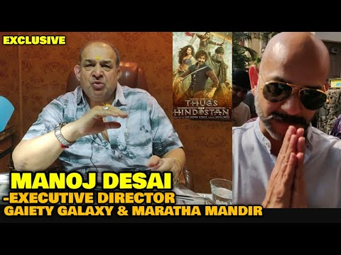 Manoj Desai GETS ANGRY On Thugs of Hindostan Director For WASTING Amitabh Bachchan & Aamir Khan