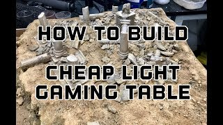 Baixar How To Build A Cheap Lightweight Gaming Table