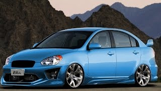 Virtual Tuning Hyundai Accent Era 28
