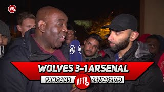 Wolves 3-1 Arsenal | I've Never Seen A Better Promoted Side Than Wolverhampton (Moh)