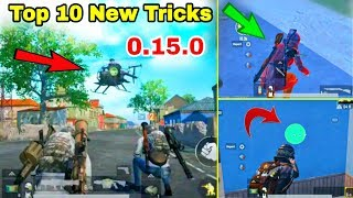 PUBG Mobile Payload Mode (Helicopter) Here | 0.15.0 Top 10 New Tips and Tricks | New Features here