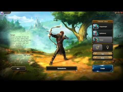 [HD 1080p] Drakensang Online (Trailer+Gameplay)