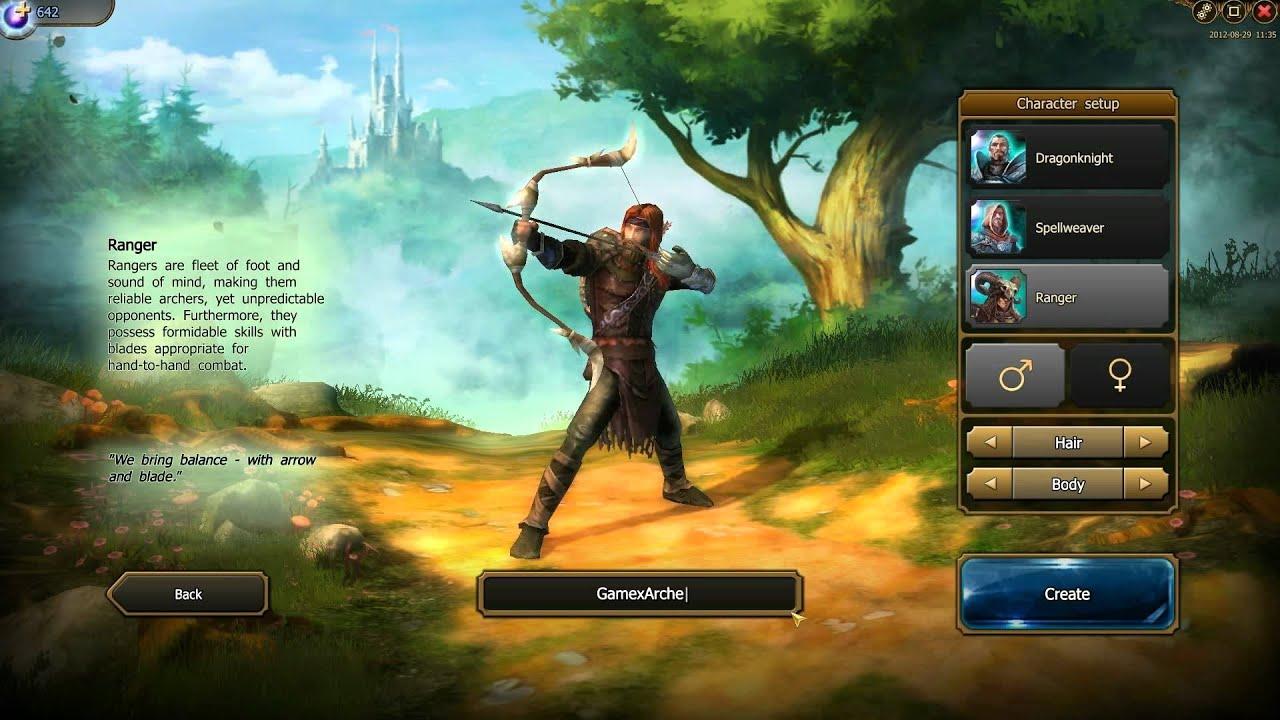 [HD 1080p] Drakensang Online (Trailer+Gameplay) - YouTube  [HD 1080p] Drak...