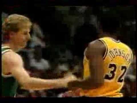 Celtics vs Lakers : FINALS RIVALRY 2008