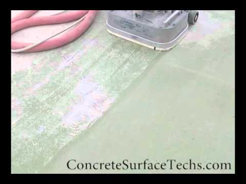 Epoxy Rubber Floor Removal By GF ONE COATINGS
