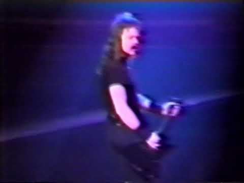 Metallica LIVE In Chattanooga TN March 12, 1992