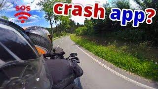 Automatischer Notruf bei Unfall  | Lebensretter und Spion | Ride Alone Vlog #89