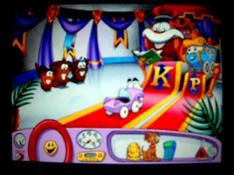 Putt-Putt Travels Through Time Walkthrough | Doovi