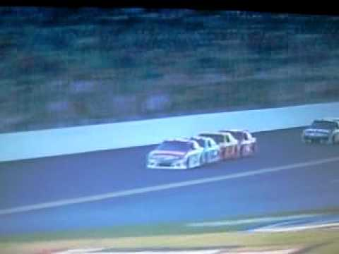 2011 Daytona 500 Finish