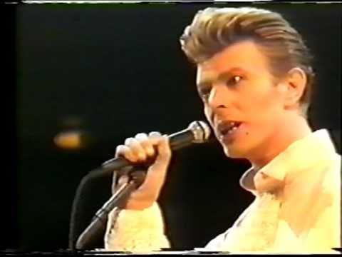 David Bowie - Suffragette City, Austin 1990