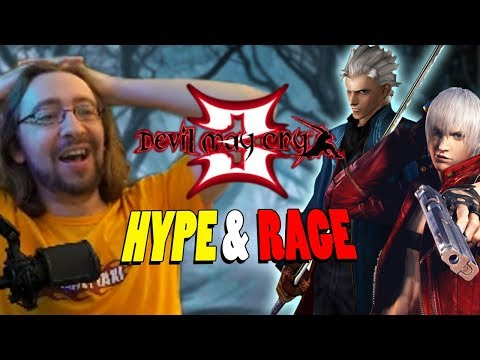 I LOVE THIS GAME! Devil May Cry 3: Hype & Rage Compilation thumbnail