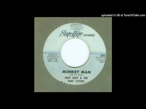 Baby Huey & the Babysitters - Monkey Man - 1965